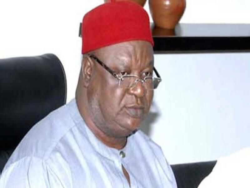 Anyim: Umahi begged me to join him in APC