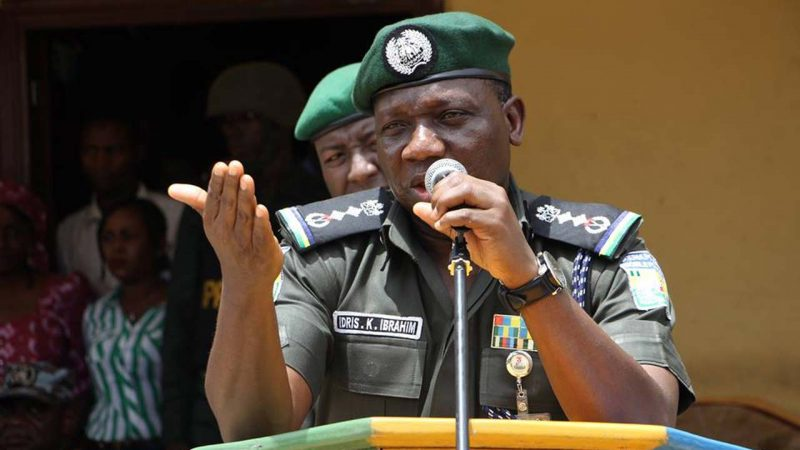 Stop going after 'yahoo boys' – Police IG, Ibrahim Idris Warns SARS