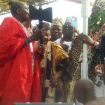 At installation as Aare Ona kakanfo, Gani Adams harps on unity of Yoruba