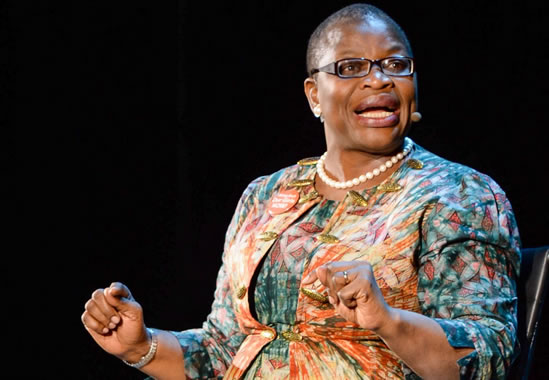 Oby Ezekwesili Reacts To Femi Adesina's Statement On Buhari Calling Youths Lazy