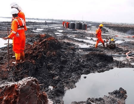 FG to commence clean-up of Ogoni oil spill – Minister
