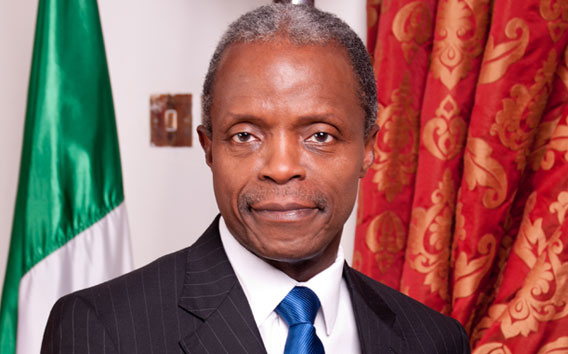Flood: Osinbajo in Niger State, directs resettlement sites for affected victims
