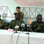 Benue Killings: Buratai Visits Ortom as Operation Cat Race Commences