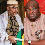 Video: Nnamdi Kanu is not a straightforward person - Governor Ikpeazu tells BBC