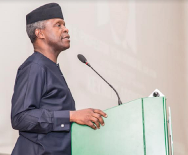 Some of the 'Best Christians' in Nigeria are serving in Buhari's Govt - Osinbajo
