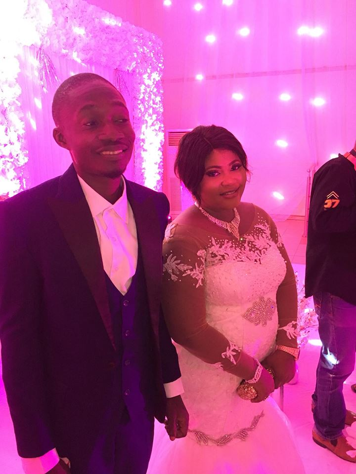 Lagos Big Boy, Ajayi Richmond Babatunde Walk Down Aisle