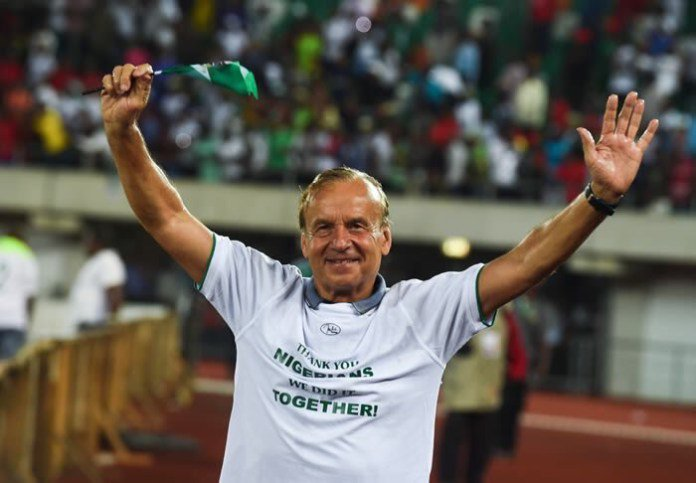 Super Eagles coach, Gernot Rohr, Unsure Of Available Goalkeepers
