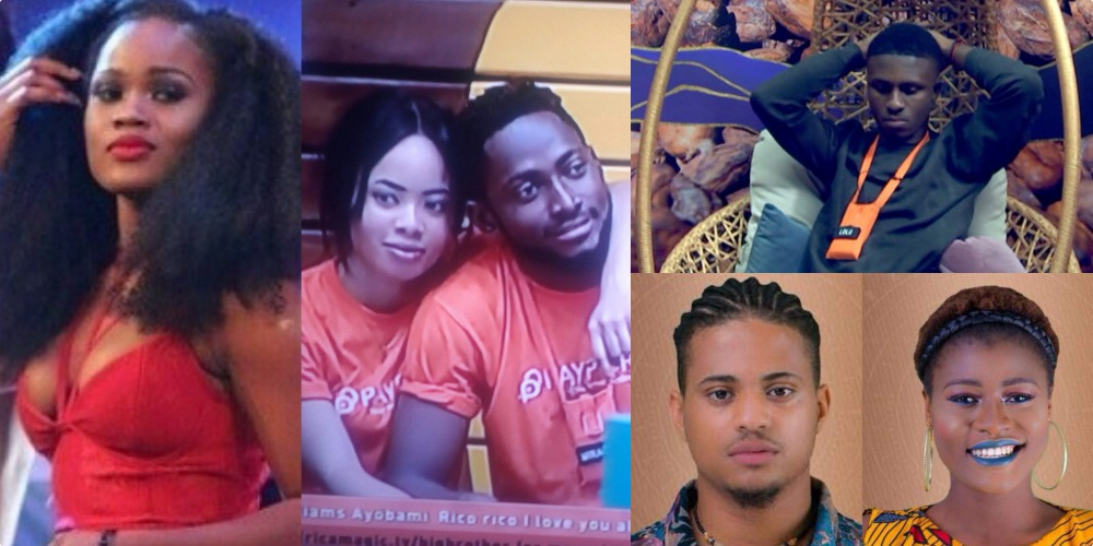 BBNaija: See housemates up for possible eviction this week