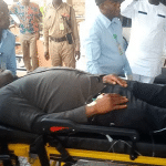 Melaye, police drama continues as senator lands in  hospital