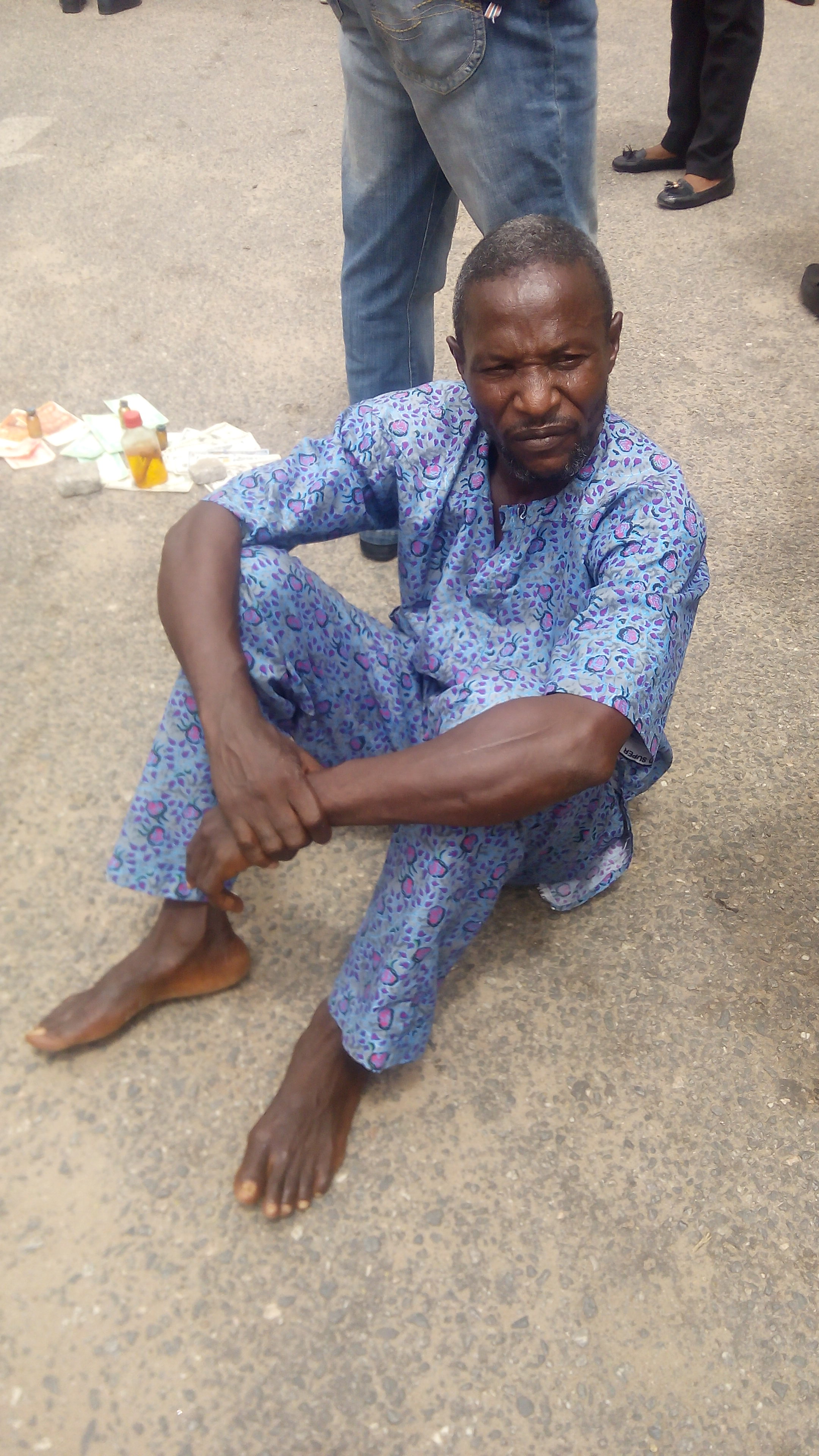 Incest: Father sleeps,  impregnates  daughter in Lagos