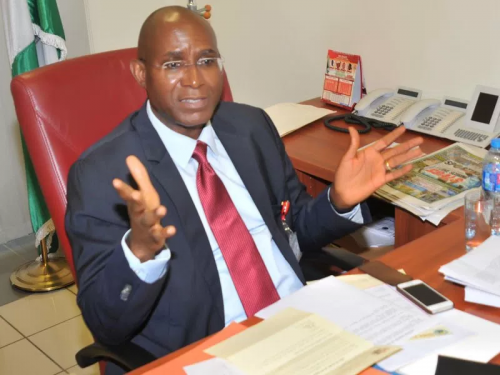 Omo-Agege reveals 'facts' behind Ndume's suspension from senate