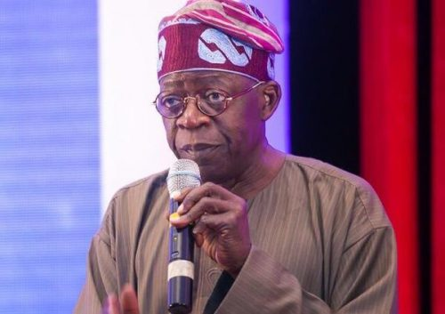 """Buhari Has Had To Spend Inordinate Time Cleaning PDP's Rot"" — Tinubu"