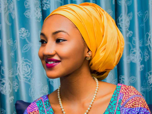 Presidency alerts on fake Zahra's Facebook account