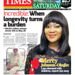 Daily Times Newspaper, Saturday, May 26, 2018