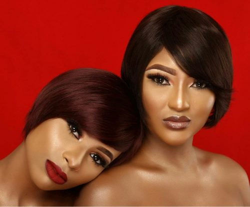 Beauty Entrepreneur Adetutu Osundina CEO Adols Hair Releases Images of Models Wearing Her Hair