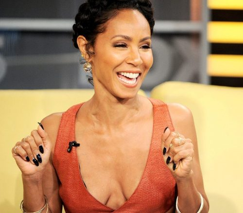 Jada Pinkett reveals her vagina is 'like a 16 year old'