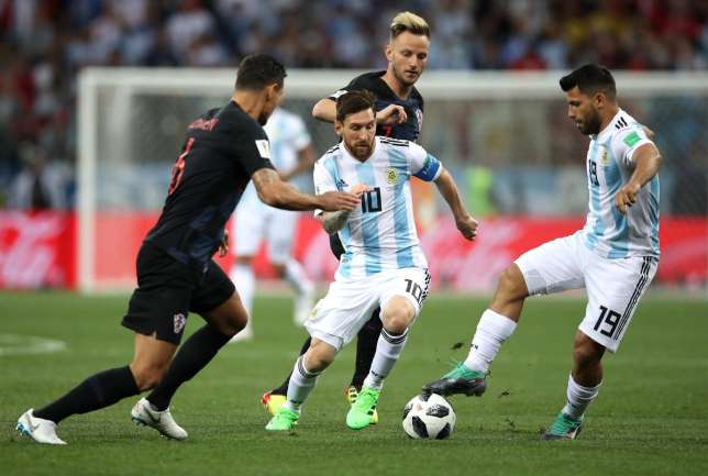#WorldCup: Messi's Teammates Failed To Help Him – Argentina Coach