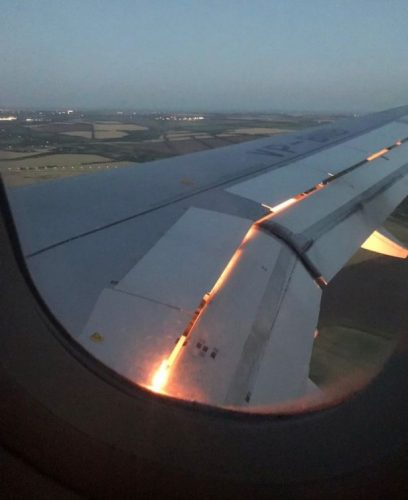 #WorldCup: Saudi Arabia's Team Plane Catches Fire In Mid Air