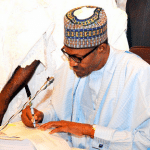 Full Text of Buhari's Speech at Signing of 2018 Budget
