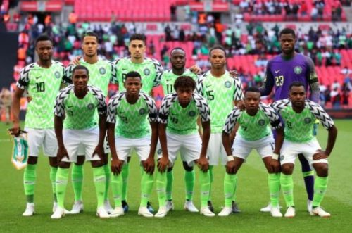 #WorldCup: Super Eagles To Get N18m For Every Goal Not Replied