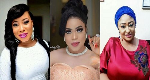 Bobrisky Supports Lizzy Anjorin As They Both Blast Ronke Oshodi Oke