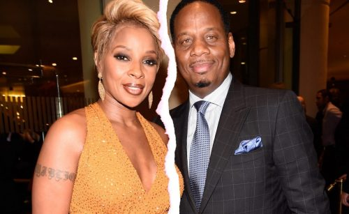Mary J. Blige Is Officially Divorced