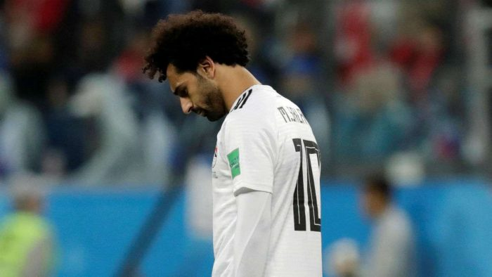 #WorldCup: Egypt FA Speaks On Mohammed Salah Leaving Tournament Early