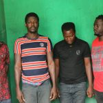 Police dismiss four SARS personnel over armed-robbery,  kidnapping
