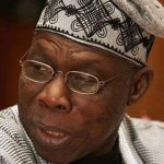 Obasanjo condemns Buhari government over Insecurity , Nigerians react