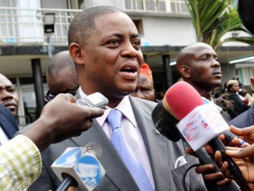 Femi Fani-Kayode Reacts As Fayemi Emerges Ekiti Governor
