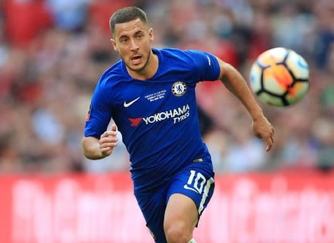 Real Madrid Reportedly Reserve Ronaldo's Famous Shirt Number For Chelsea Star, Hazard