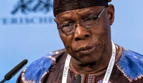 Free Yourselves From 'The Other Room' – Obasanjo To Women