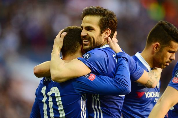 'Why Hazard Must Not Leave Chelsea'- Fabregas
