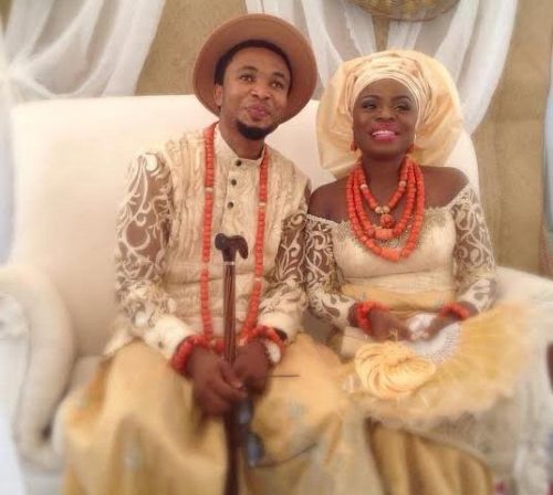 I just welcomed a baby with another woman – Married actor David Nnaji