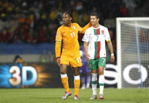 What Didier Drogba Has To Say About Cristiano Ronaldo's Departure From Real Madrid To Juventus