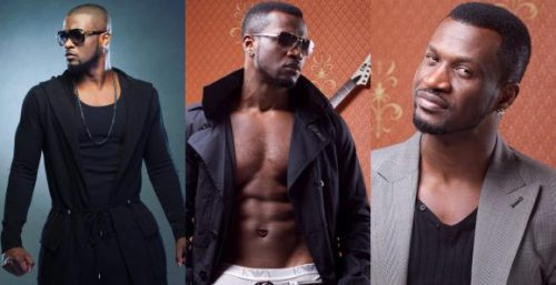 Peter Okoye Gets First Award Nomination Since The Psquare Duo Breakup