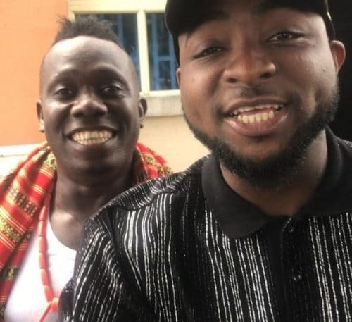 Do You Think It Was Wrong For Duncan Mighty To Prostrate For Davido?