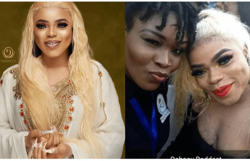 Bobrisky bans photos with fans after one posted unfiltered photos of him
