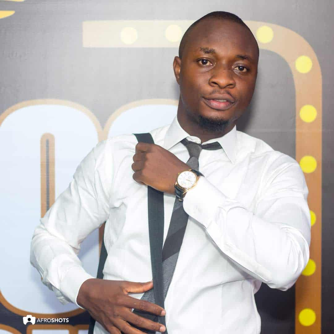 Been a lawyer has made me a smart comedian-MC Lively
