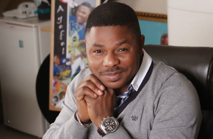Yinka Ayefele speaks on demolition notice