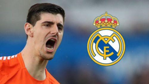 """Why We Signed Chelsea Goalkeeper, Thibaut Courtois"" – Real Madrid Reveals"