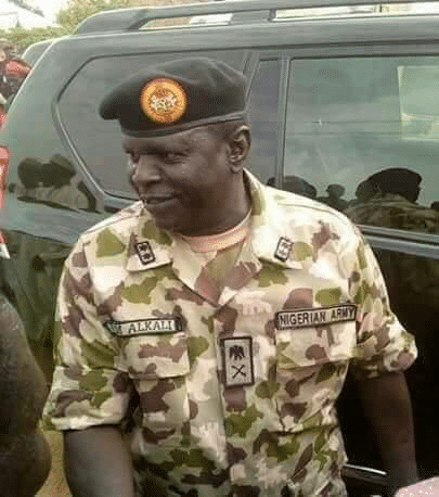 Missing General: Army hands over 13 suspects to police