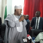 Dogara returns to PDP, submits nomination form for Reps seat