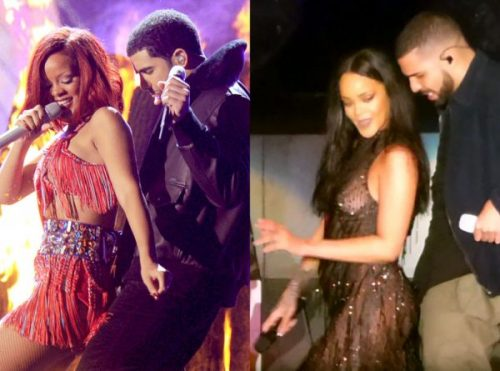 Drake says he wanted a perfect family with Rihanna
