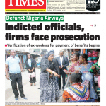 Daily Times Newspaper, Tuesday, October 16, 2018