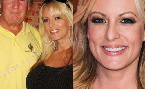 """Horse face""-Donald Trump slams Stormy Daniels,she responds"
