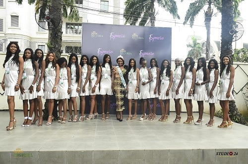 Don Jazzy, Timi Dakolo, Laura Ikeji and more showed up to the unveiling Brunch of the 2018 Miss Nigeria finalists!