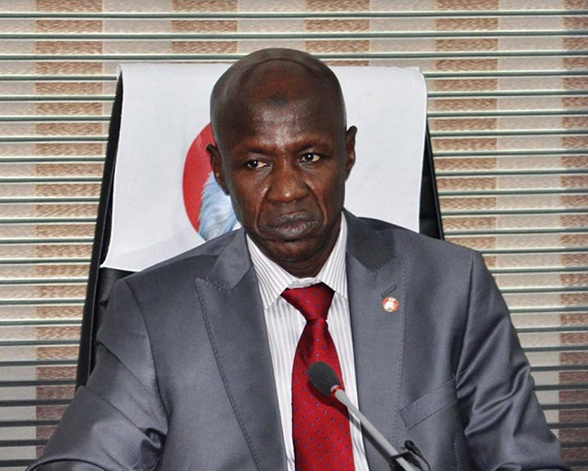 EFCC kicks against US Report on anti-graft war