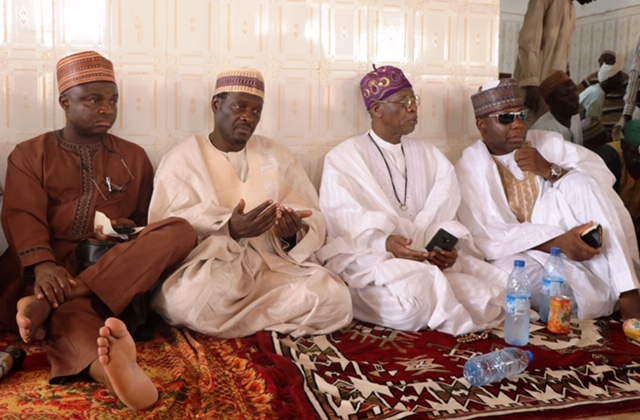 Minister Eulogizes Emir of Patigi at Fidau Prayers
