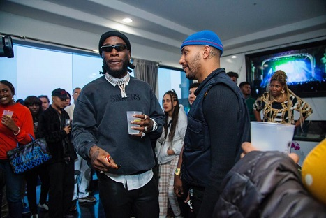 Burna Boy announces title and release date for new album